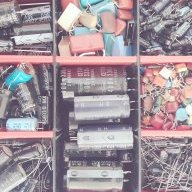 By Capacitor