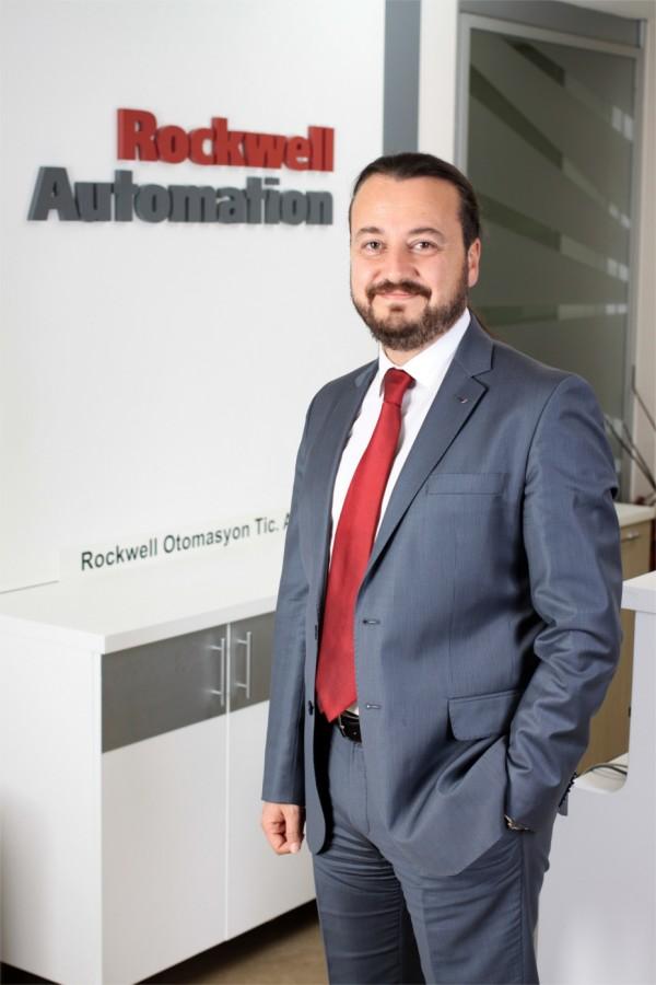 Rockwell Türkiye Genel Müdürü Cenk Ceylan