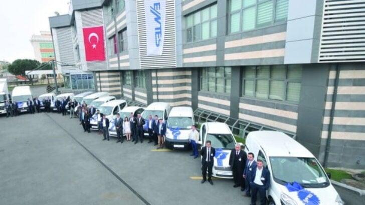 Entes Türkiye Genelinde Başarılı Bayilerini Ödüllendirdi