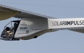 ABB Solar İmpulse 2'ye Sponsor Oldu