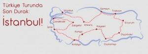 Yerel T1 yol haritası