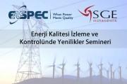 SGE Mühendislik Enerji Kalitesi İzleme ve Kontrolünde Yenilikler Semineri