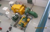 Hidroelektrik Santrallerinde Francis Türbinleri