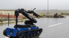 """Aselsan'ın insansız kara aracı """"Kaplan"""""""
