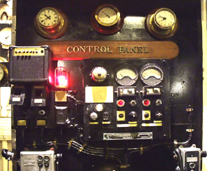eski kontrol paneli