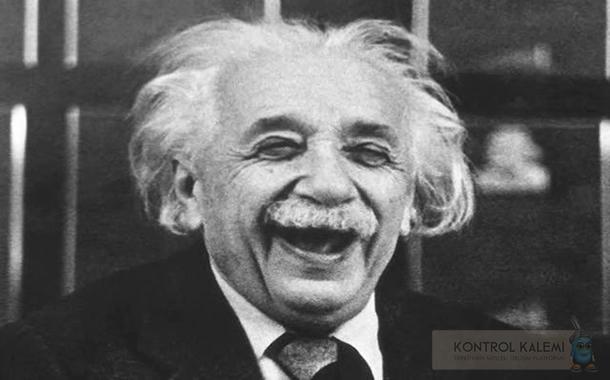 Albert Einstein'dan kulağa küpe edilesi 25 vecize