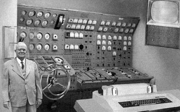 Makinenin Beyni Kontrol Panelleri