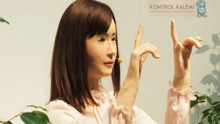 CES 2015 – İnsan Mimiklerini Yapabilen Toshiba Android Robot (Videolu)