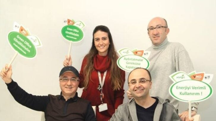 Viko, Fark Yaratan Projelerle 2015'e Merhaba Dedi