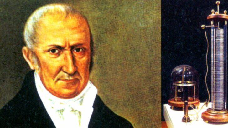 Alessandro Volta Ve Pilin İcadı