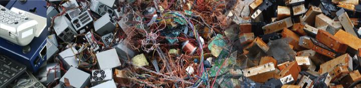 elektronik çöplüğü