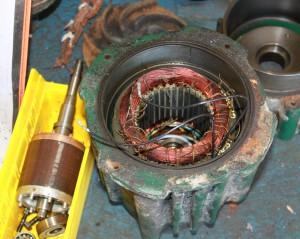 sogutma sistemi ac motor