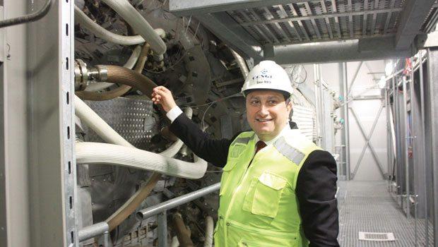 samsun doğalgaz santrali