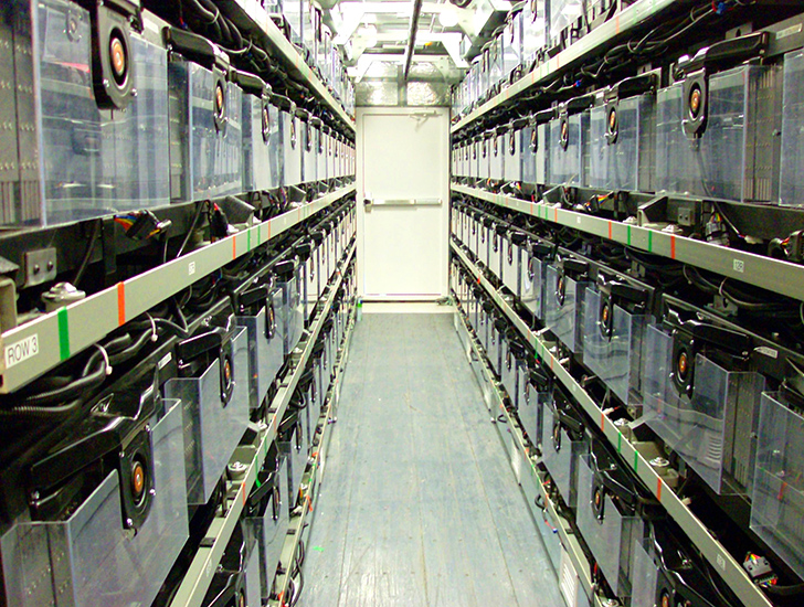 400MW Lityum İyon Batarya Sistemi