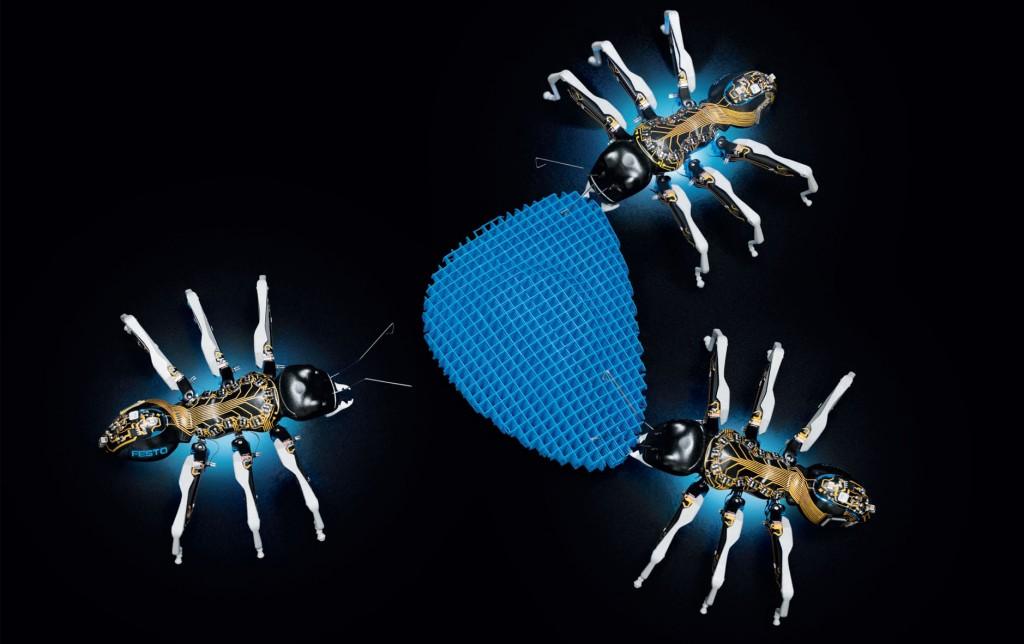biyonik karınca