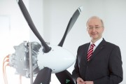 Siemens'den Elektrikli Uçak Motoru