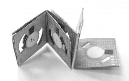 Origami pil