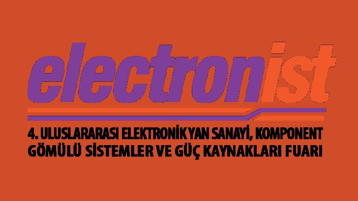 Sektör Profesyonelleri Electronist'te Bir Araya Geliyor