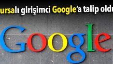 Bursa'lı Girişimci Google'a Talip Oldu!