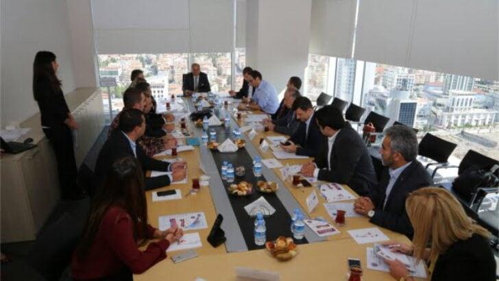 ICSG İSTANBUL 2016 1. Yürütme Kurulu Toplantısı Gazbir'de Gerçekleşti