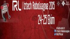 IZTECH Roboleague 2015 Başlıyor