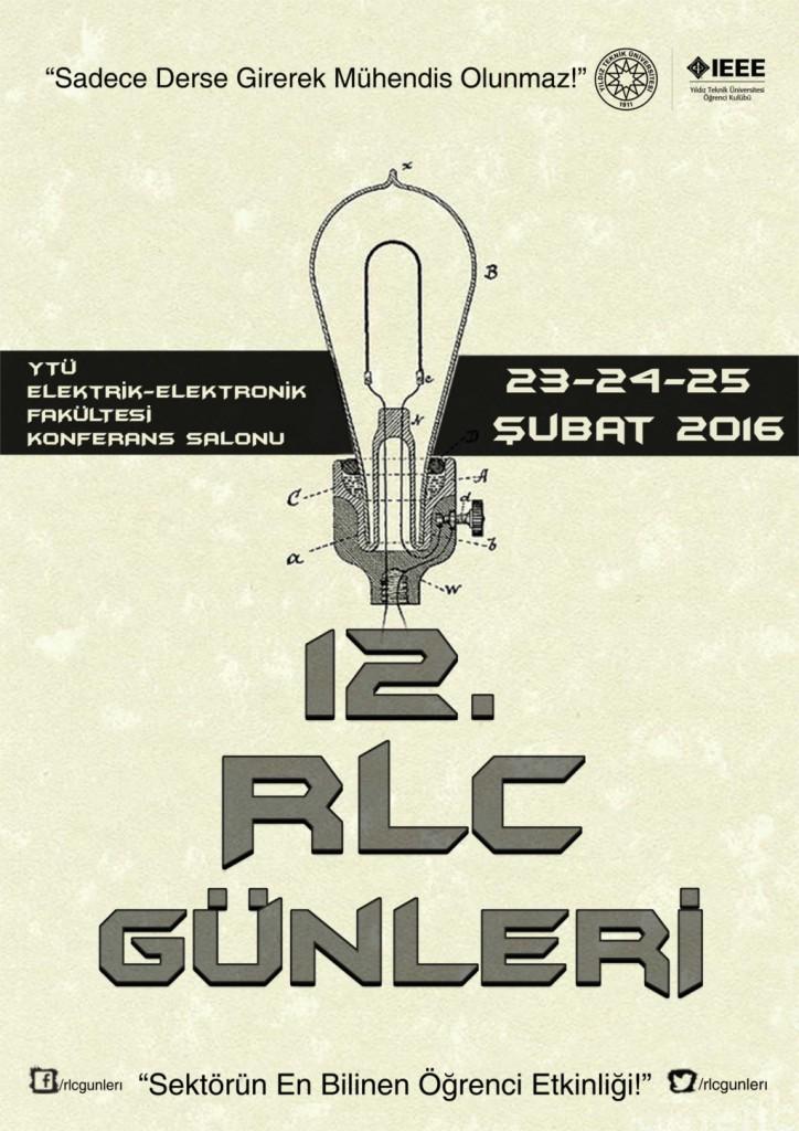 12 inci RLC günleri