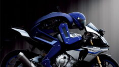 Yamaha'dan Motor Süren Robot MotoBot