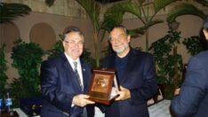 Ürdün Prensi ICSG'de Ekonomik İşbirliği Başlatıyor