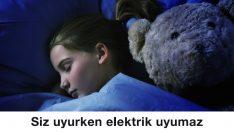 Siz Uyurken Elektrik Uyumaz