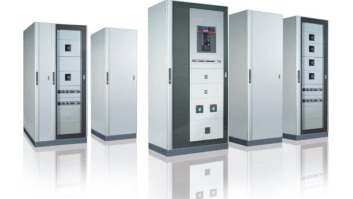 System Pro E Power AG Dağıtım Panosu Ailesi
