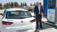 Seat Leon TGI Yakıtını Atık Sudan Karşılıyor