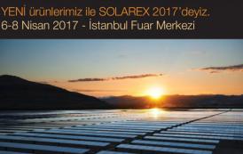 ABB, SOLAREX Fuarı'nda 1GW solar inverter tedariği referansına ulaşmasını kutluyor.