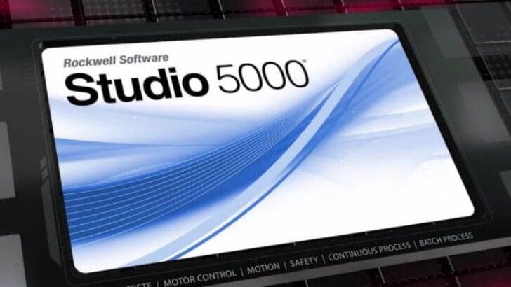 Studio 5000 Yazılımı, Otomasyon Sistemi Tasarımını Kolaylaştırıyor