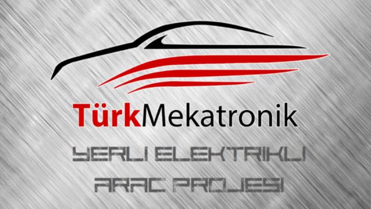 TürkMekatronik Yerli Elektrikli Araç Projesi