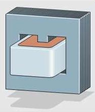 Mantel Tip Nüveli Transformatör