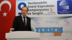 ABB, Antalya'da düzenlenen 9. Yenilenebilir Enerji Kaynakları Sempozyumu'nda solar inverterlerini tanıttı.