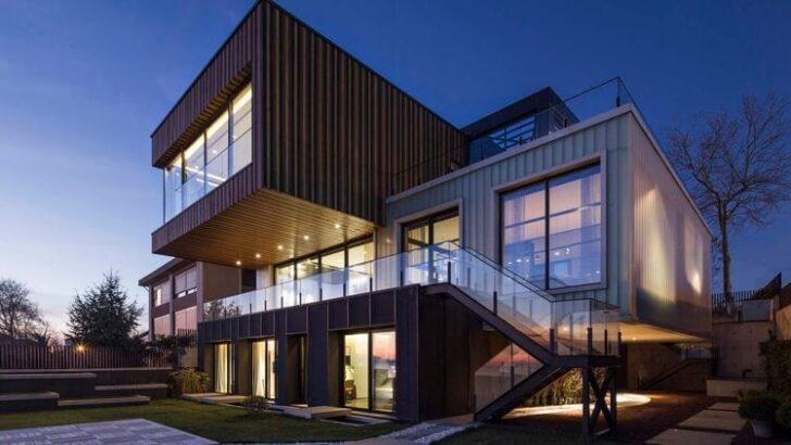 Modern Yapıların Tasarım Firması Sigma Mühendislik