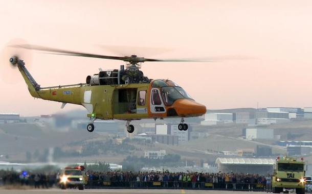 Türkiye, kendi imkanlarıyla helikopter uçurabilen 7. ülke oldu