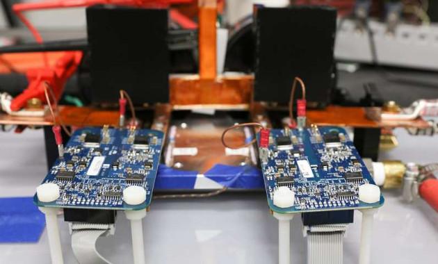 120 kW'lık Kablosuz Şarj Ünitesi
