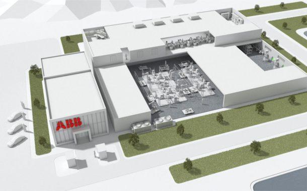 ABB Şanghay'da dünyanın en gelişmiş robot fabrikasını kuruyor