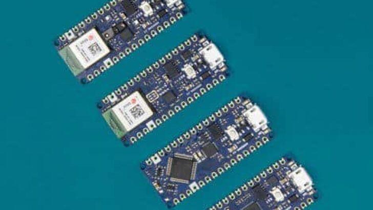 Yeni Model Arduino Nano 33 ioT ve Arduino Nano Every Uygun Fiyatı ile Dikkat Çekiyor