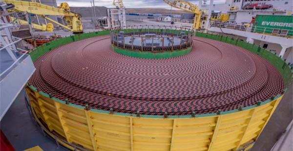 Dünyanın En Uzun Deniz Altı Yüksek Gerilim Kablosu