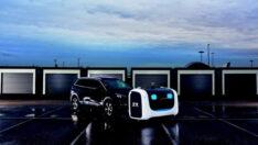 Havalimanında Robot Vale